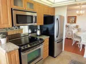 TOTALLY RENOVATED-LUXURY CORNER CONDO!