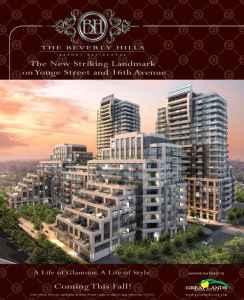 The Beverly Hills Condo Richmond Hill!